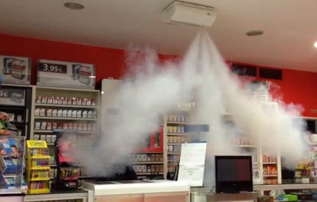 generador niebla seguridad antirobo estancos