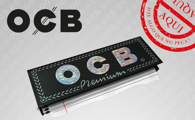 OCB papel fumar estanco